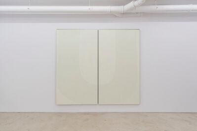 Nathlie Provosty, 'Doubleu (Pale)', 2014