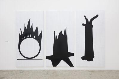 Reto Boller, 'L-19.1/2/3 (Strömung)', 2019