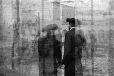 George Legrady, 'Gate - Jerusalem', 2013