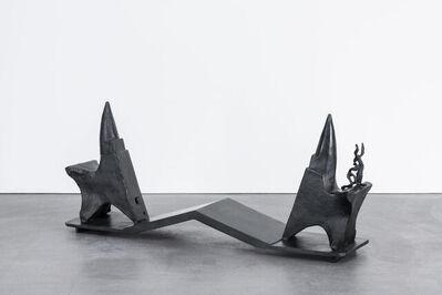 Barry Flanagan, 'Book Ends', 2001