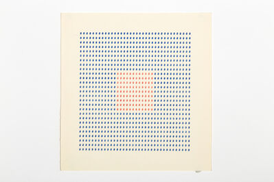Tomaso Binga, 'Typecode 9', 1978