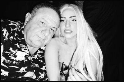 Jean Pigozzi, 'ME and Lady Gaga', 2012