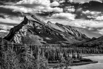 Barry Guthertz, 'Mt Rundle, Banff National Park'