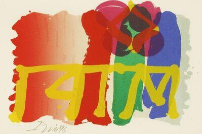 Albert Irvin RA, 'ABSTRACT', 1996