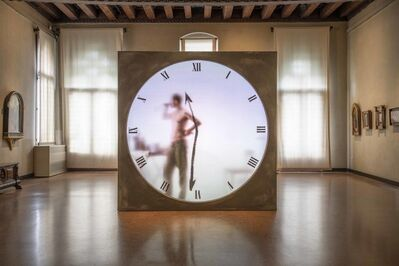 Maarten Baas, 'Real Time XL The Artist by Maarten Baas', 2019