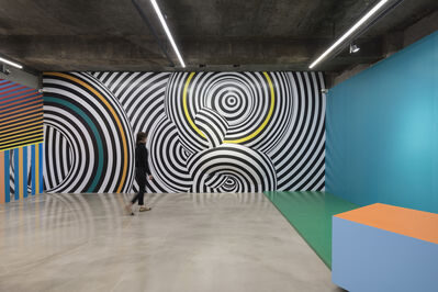 Tobias Rehberger, 'I am trying to listen to what I say (Me Version)', 2020