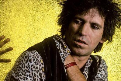 Lynn Goldsmith, 'Keith Richards, New York City, 1981', 1981
