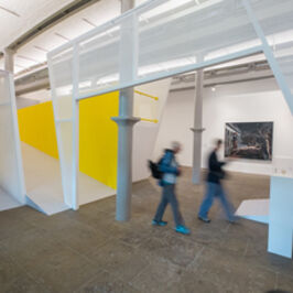 Claude Parent, 'La colline de l'art', 2014
