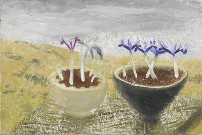 Winifred Nicholson, 'Winter Landscape', ca. 1971