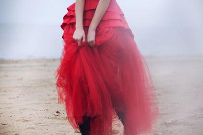 Maude Arsenault, 'Red Dress 1'