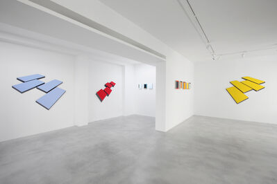 Wolfram Ullrich, 'der ZIRKEL exhibition', 2017