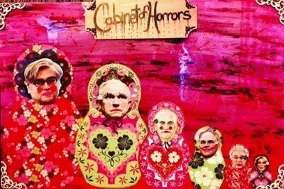 Lea Craigie-Marshall, 'Cabinet of Horrors', 2017