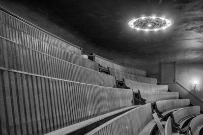 Myrtie Cope, 'Balcony, Grand Opera House, Macon, Georgia', 2019