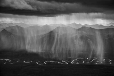 Paul Nicklen, 'Rainfall over the Peel Watershed', 2011