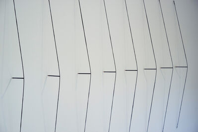 Marco Maggi, 'Global Myopia II (Pencil & Paper) (Installation view)', 2015
