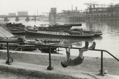 Henri Cartier-Bresson, 'Ivry-sur-Seine, France', 1956