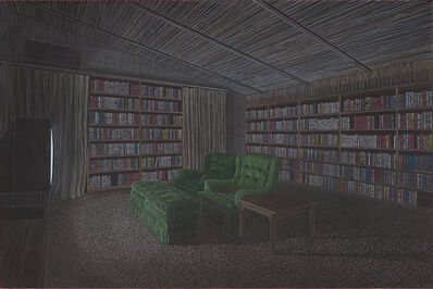 Thomas Broomé, 'Shimmering Shadows ', 2012