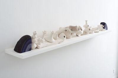 Luana Perilli, 'Unglazed Shelf', 2014