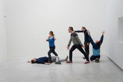 Alexandra Pirici, 'Public Collection of Modern Art', 2014