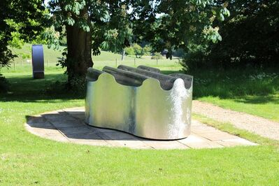 Richard Deacon, 'Groundswell', 2020