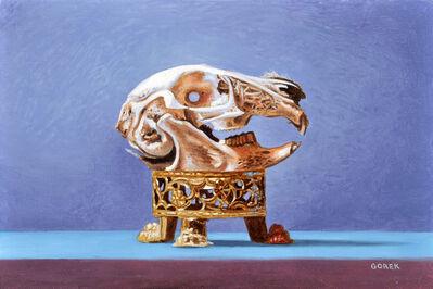 Thane Gorek, 'Rabbit Skull', 2018