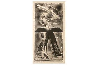Allen Jones RA, 'Black Feet'
