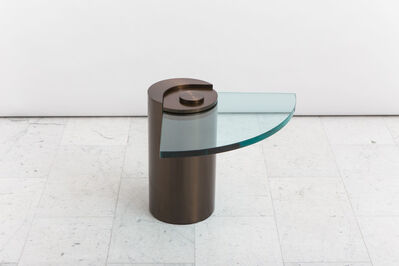 Karl Spring LTD, 'Royal Bronze Sculpture Leg Table', 2016