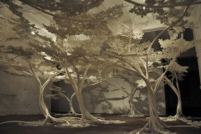 Tom Price, 'PP Tree Installation', 2011