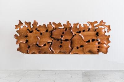 Yunhwan Kim, 'Unintended Series Low Cabinet, ROK', 2018