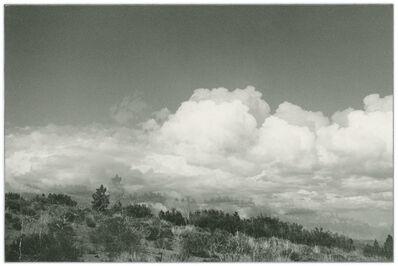 Sean McFarland, 'Untitled (4.5 billions years a lifetime, cloud view)', 2019