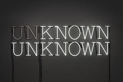 Alicia Eggert, 'Known Unknown', 2015