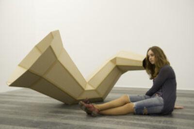 Amalia Pica, 'Acoustic Radar in Cardboard', 2010 – 2012