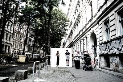 ALEXANDMUSHI, 'Soraurer Strausse, Berlin', 2016