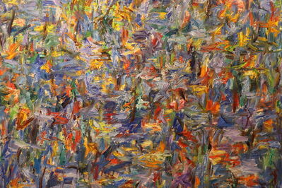 Jean-Marie Haessle, 'Night Sky', 2021