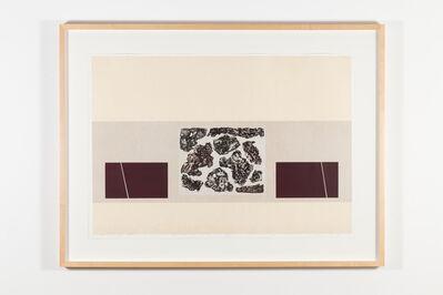 Yves Gaucher, 'Silences', 1996