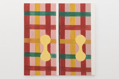 Bernard Piffaretti, 'Untitled', 1987