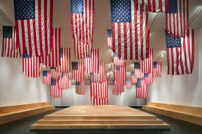 Mel Ziegler, 'Flag Exchange (A More Perfect Union)', 2011-2016