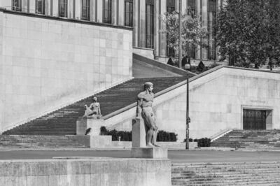 Jean-Christophe BALLOT, 'Palais de Chaillot (détail)', 2020