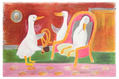 Graham Sutherland, O.M.,, 'The Sick Duck'