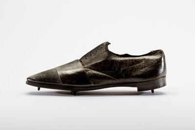 'Dutton and Thorowgood, Running shoe', 1860-1865