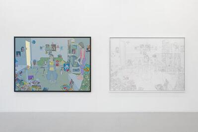 Omid Delafrouz, 'The Secret', 2011