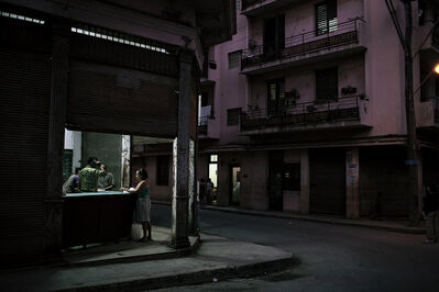 Jerome Sessini, 'Rationing Store - La Havana from Cuba in Suspense', 2009