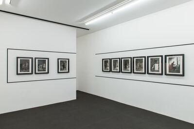 "Jeffrey Silverthorne, 'Installation view ""From the ferryman's notebook""', 2015"