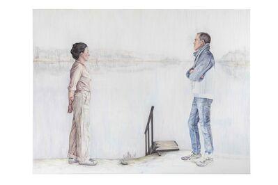Martina Muntzing, 'Farväl till en utsikt', 2020