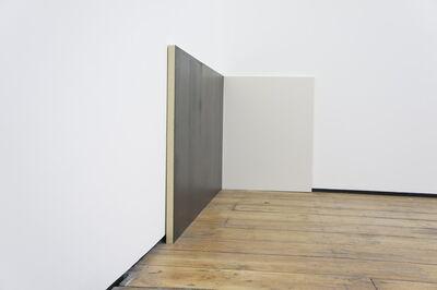Elodie Seguin, 'Untitled (dark blue/white)', 2012