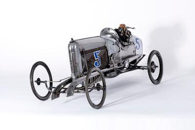 James Corbett, 'Board Racing Car', 2019