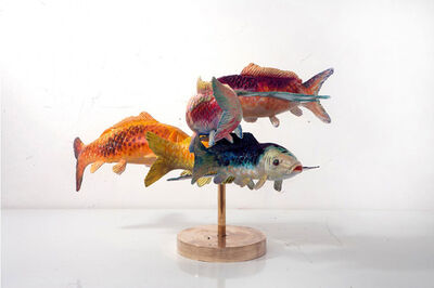 David Gerstein, 'Koi Fishes', 2015