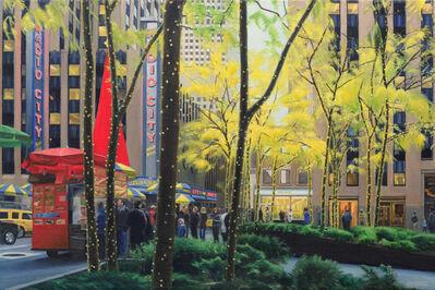Nick Savides, 'Radio City', 2015