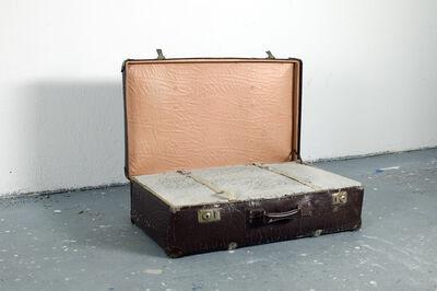 Özcan Kaplan, 'Schwere Koffer', 2004