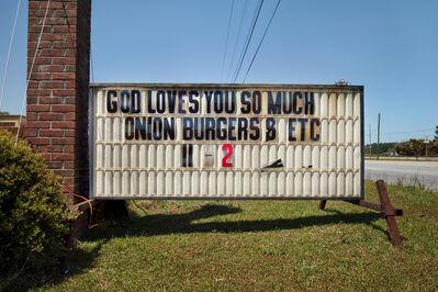 Gillian Laub, 'God loves you', 2010